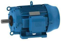 Weg 00218Et3ect145tf1-W2 Ct Motor,2 Hp,1750 Rpm,208-230-460