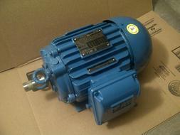 WEG 00218ET3ECT145TF1-W2 CT Motor, 2 HP, 1750 RPM, 208-230-4