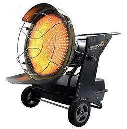 Mr. Heater 125,000 BTU Radiant Kerosene Heater with QBT, Mul