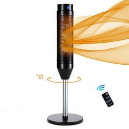 1500-Watt Portable Electric Oscillating Ceramic Space Heater