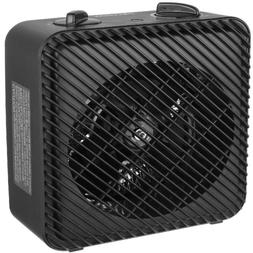 Mainstays 1500W 3-Speed Electric Fan-Forced Space Heater, HF