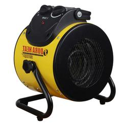 Electric Space Heater 1500W Garage Forced Air Fan Portable U