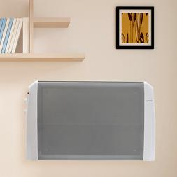 KOOLWOOM 1500W Electric Wall Mounted Panel Convection Heater