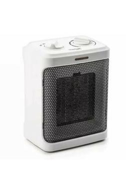 Pro Breeze 1500W Mini Ceramic Space Heater with 3 Speed Sett