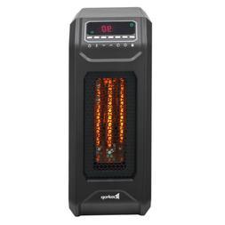 1500W Quartz Space Heater Infrared Electric Heater w/ Remote