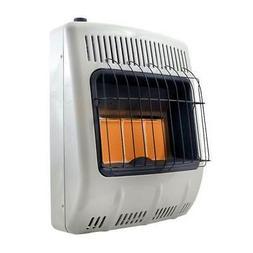 Mr. Heater 18000 BTU Vent Free Radiant 20# Propane Indoor Ou