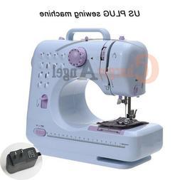 Mini Sewing Machine,FHSM-505 Free-Arm Sewing Machine with 12