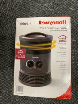 Honeywell 360 Degree Surround Fan Forced space heater, Charc