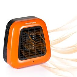 400-Watt Personal Ceramic Portable-Mini Heater Space Heater