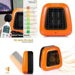 400-Watt Portable-Mini Heater Personal Ceramic Space 400-wat