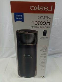 Lasko 5118-BTU Ceramic Tower Electric Space Heater with Ther