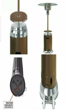 AZ Patio Heaters Patio Heater - HLDS01-SSHGT