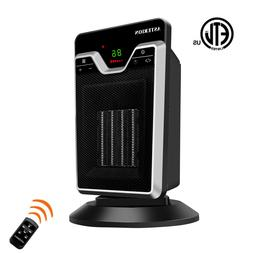 Lasko 5165 Digital Ceramic Tower Heater with Remote Control