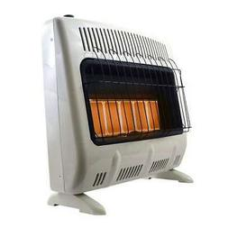 Mr. Heater Vent-Free 30,000 BTU Radiant Propane Heater Multi