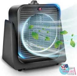 Air Circulator Fan, 2 in 1 Portable Quiet Cooling & Heating