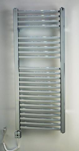 Bathroom Towel Warmer & Space Heater Electric Wall Mount R09