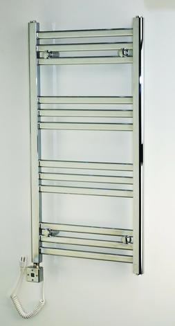 Bathroom Towel Warmer & Space Heater Electric Wall Mount R15