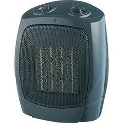 Brentwood Appliances H-C1601 Ceramic Space Heater and Fan