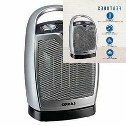 Lasko Ceramic Portable Space Heater with Adjustable Thermost
