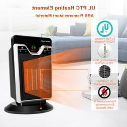 Lasko Ceramic Tower Heater With Remote Control CT22425