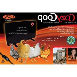Cozy Coop Chicken Coop Heater, 200-Watt, #1 Best Seller, Saf