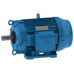 WEG 00218ET3ECT145TF1-W2 CT Motor,2 HP,1750 RPM,230/460V