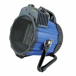 Comfort Zone CZ285 Barrel Jobsite Heater, Ceramic