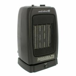 Comfort Zone CZ448 Oscillating Portable Ceramic Space Heater
