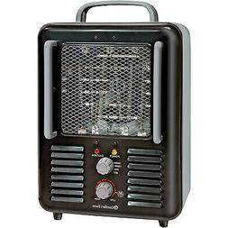 Comfort Zone CZ798BK Compact Portable Electric Utility Space