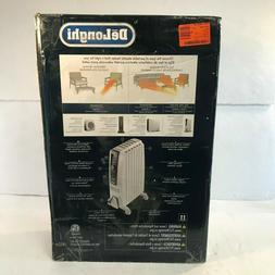 DeLonghi 1500-Watt Electric Oil Filled Radiator Space Heater