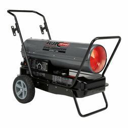 Delux 135,000 BTU Kerosene Forced Air Heater with Comfort Co