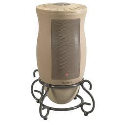 Lasko Designer Series Ceramic Space Heater-Features Oscillat