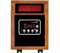 Dr. Infrared Heater 1,500 Watt Infrared Cabinet Space Heater
