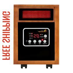 Dr. Infrared Heater DR-968 1500-watt Portable Space Heater Q