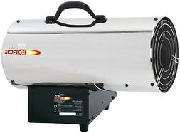 DRAPER Jet Force, Stainless Steel Propane Space Heater -85,0