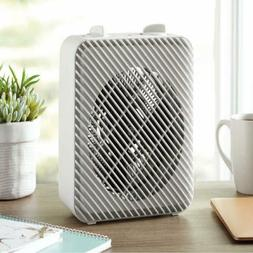Electric Fan-Forced 1500w Space Heater 3-Speed Hf-1008w + Co