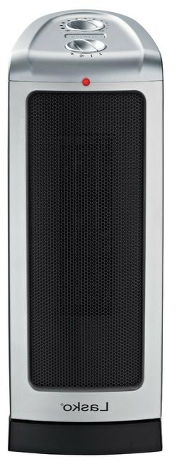 Lasko Electric Oscillating Ceramic Tower Space Heater, Cool