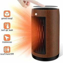 Electric Space Heater 1500W Portable Smart control,Touch pan
