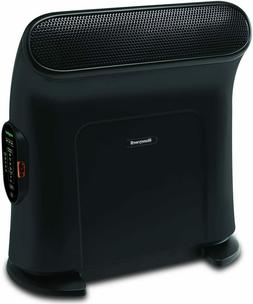 Honeywell EnergySmart ThermaWave Ceramic Space Heater, Black