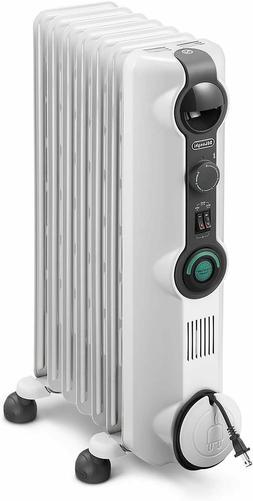 DeLonghi EW7707CM Safe Heat 1500W ComforTemp Portable Oil-Fi