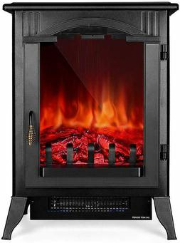 Fireplace Space Heater - 1500W / 750W Infrared Electric Fire