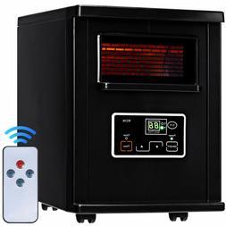 Goplus 1500W Electric Portable Infrared Quartz Space Heater