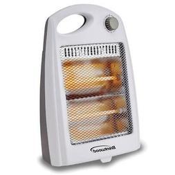 Brentwood H-Q801W 800-Watt Portable Space Heater, White