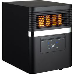Heater Quartz Infrared Electric Space Portable Room Control