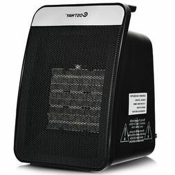 Home Living Room Electric PTC Space Heater 1500W Auto Shut-O