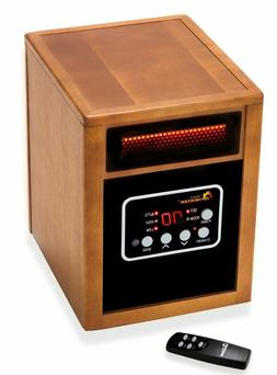 Infrared Heater Small Space Heaters With Thermostat Portable