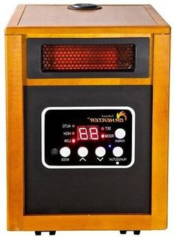 Infrared Portable Space Heater 1500 Watt with Humidifier and