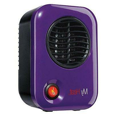 106 space heater compact purple