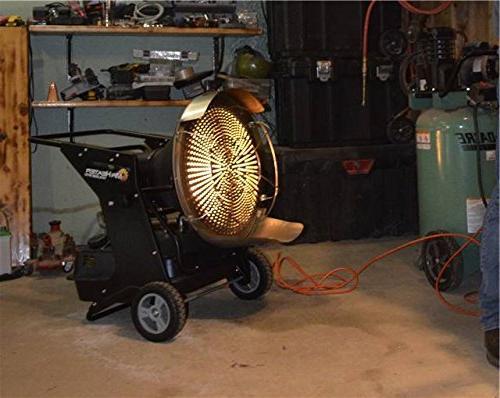 Mr. Heater BTU Radiant Kerosene Heater QBT,