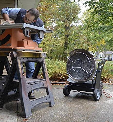 Mr. Radiant Heater with QBT, Multi